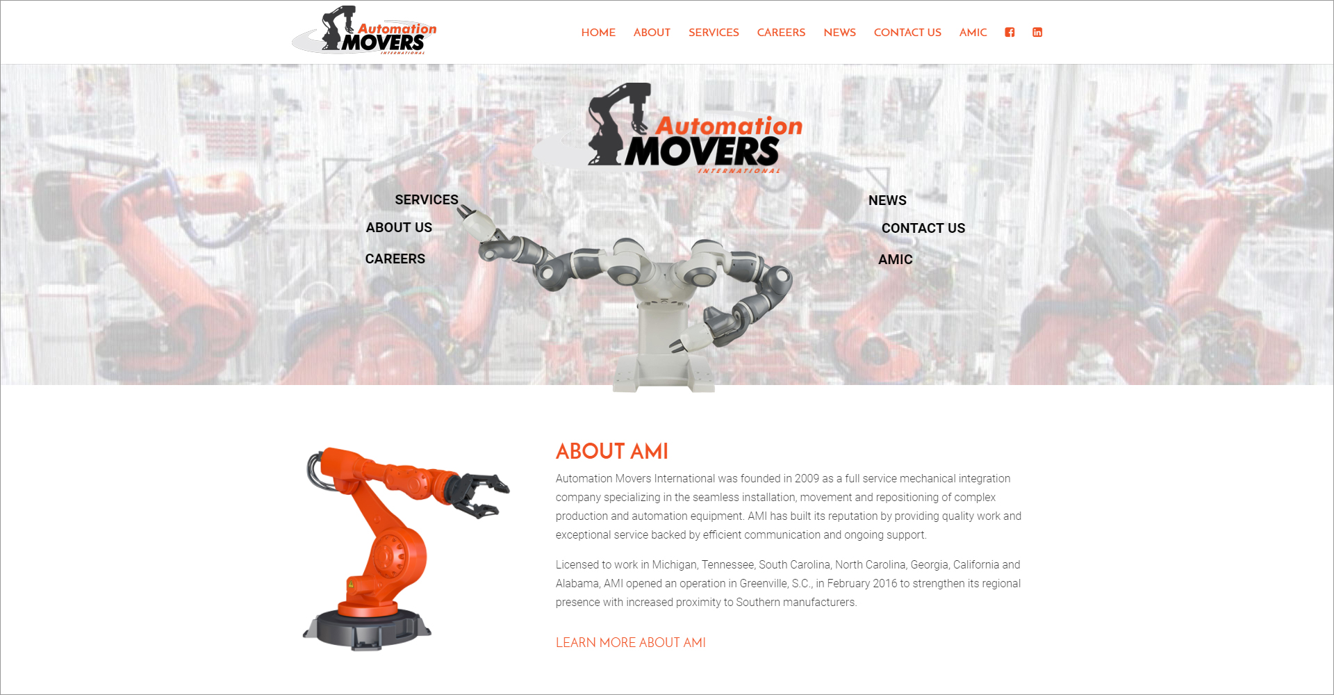 Automation Movers - Zoda Design