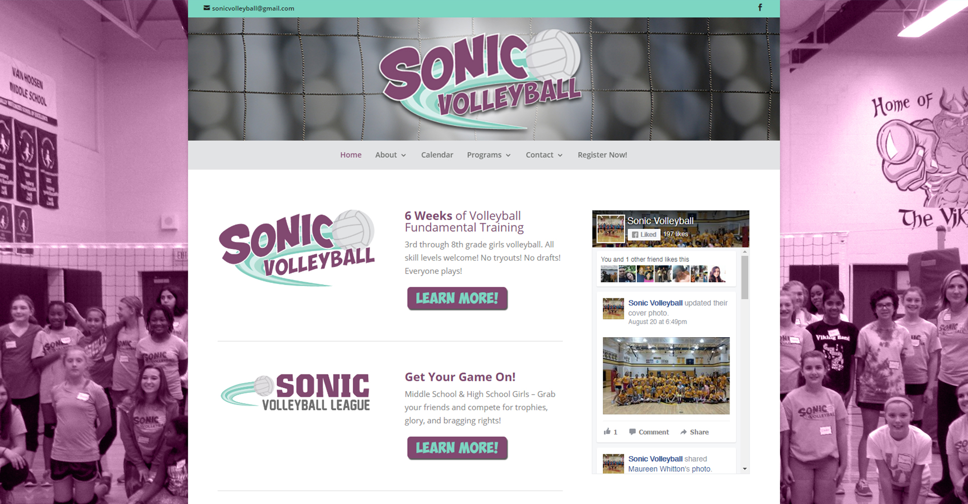 Sonic Volleyball - Zoda Design