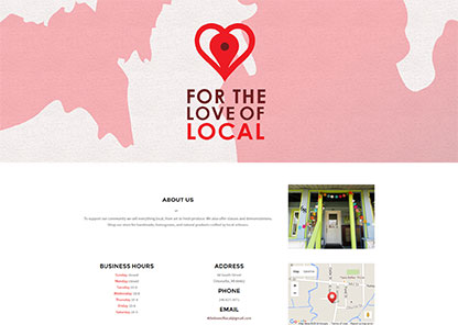 For the Love of Local