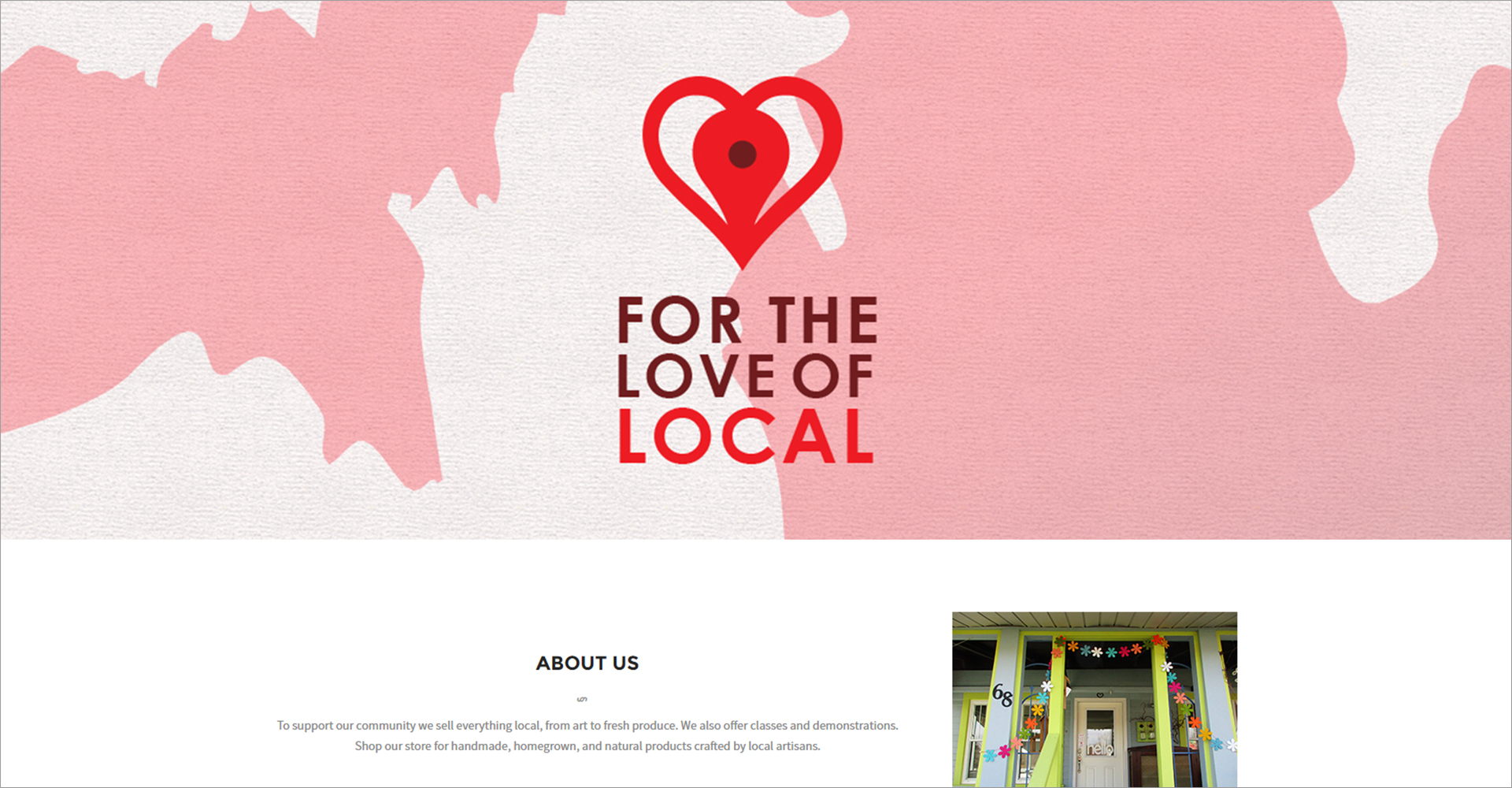 For the Love of Local - Zoda Design