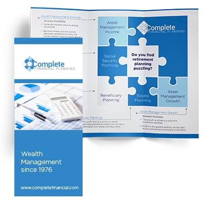 Complete Financial Planning - Zoda Design