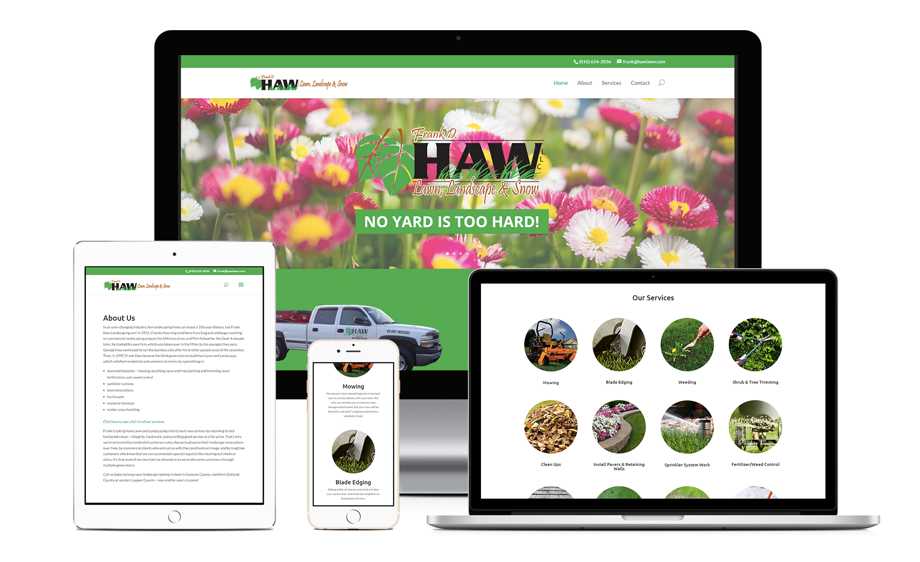 Haw Lawn and Landscape - Zoda Design