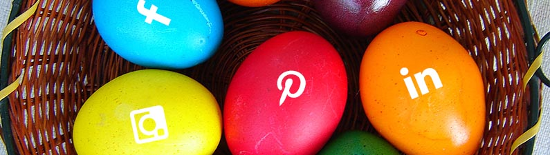 Don't put all your advertising eggs in the social media basket
