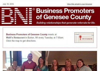 Business Promoters of Genesee County