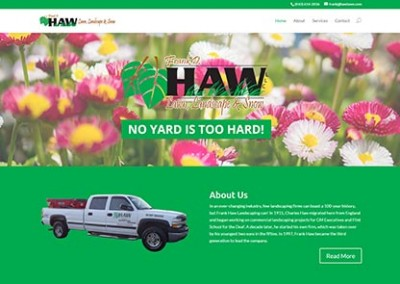 Haw Lawn and Landscape