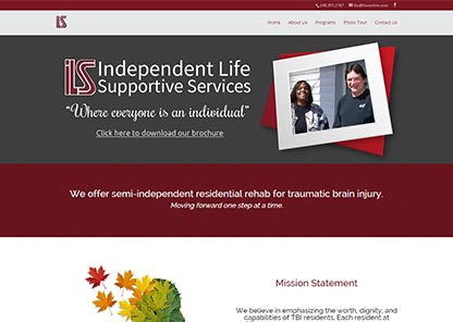 Independent Life Supportive Services