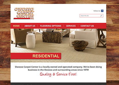 Owosso Carpet Center