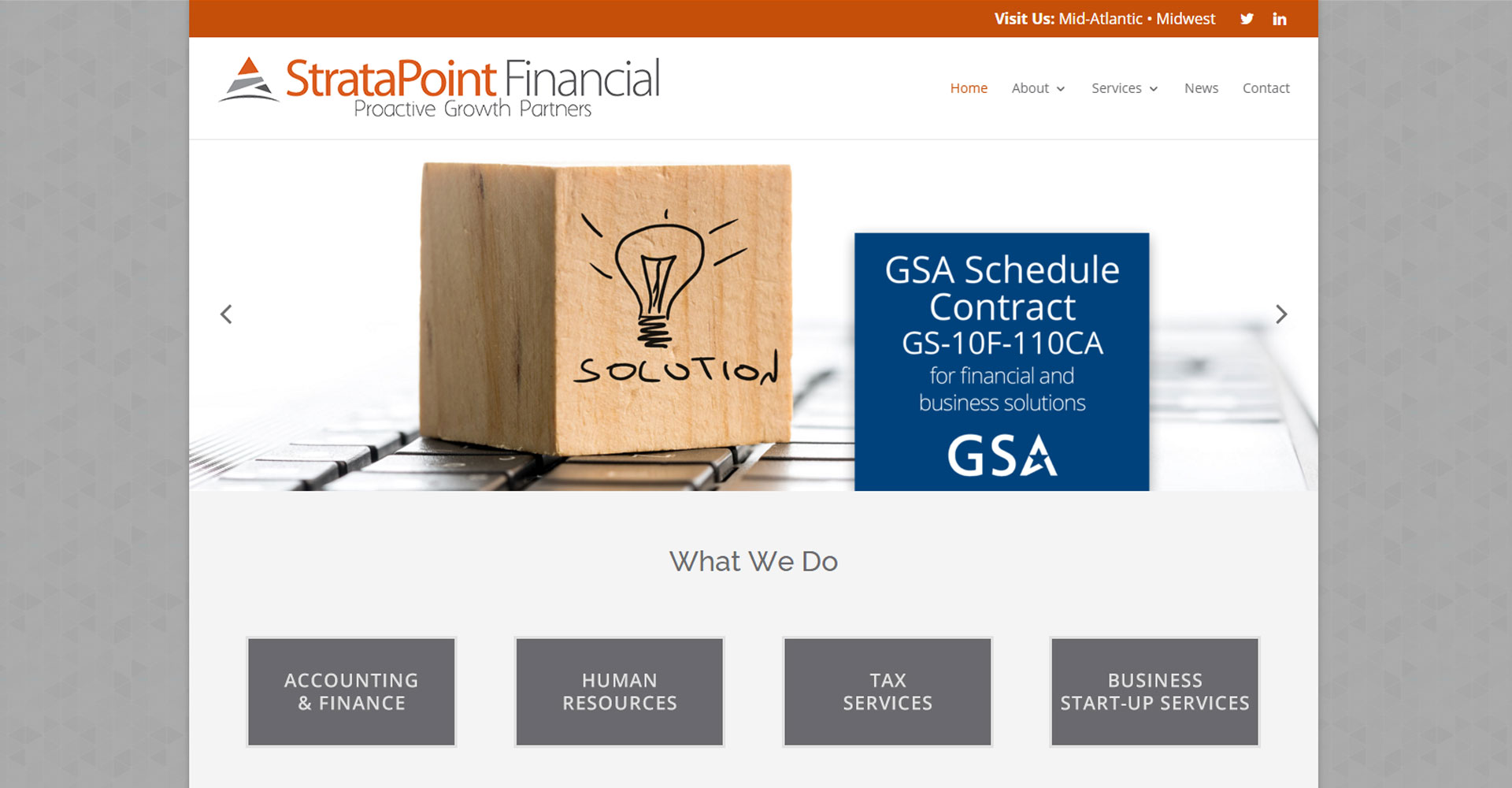 StrataPoint Financial - Zoda Design