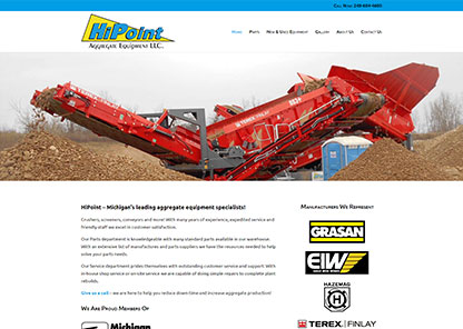 HiPoint Aggregate Equipment