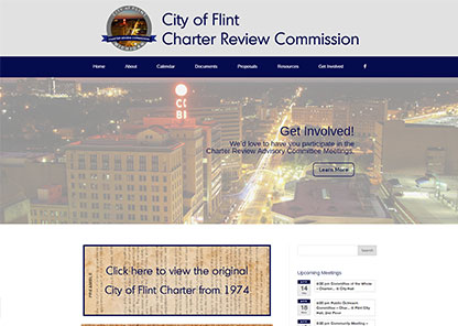Flint Charter Review Commission