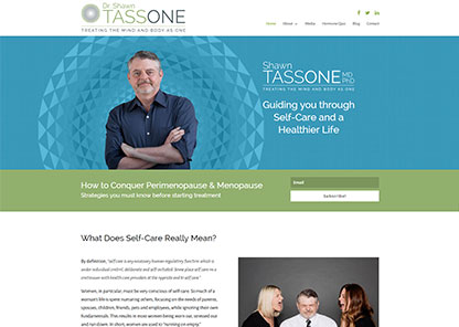 Dr. Shawn Tassone, MD, PhD