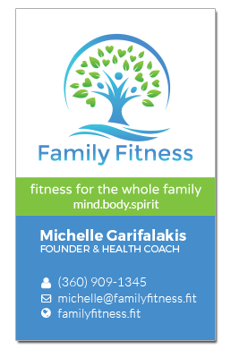 Family Fitness - Zoda Design