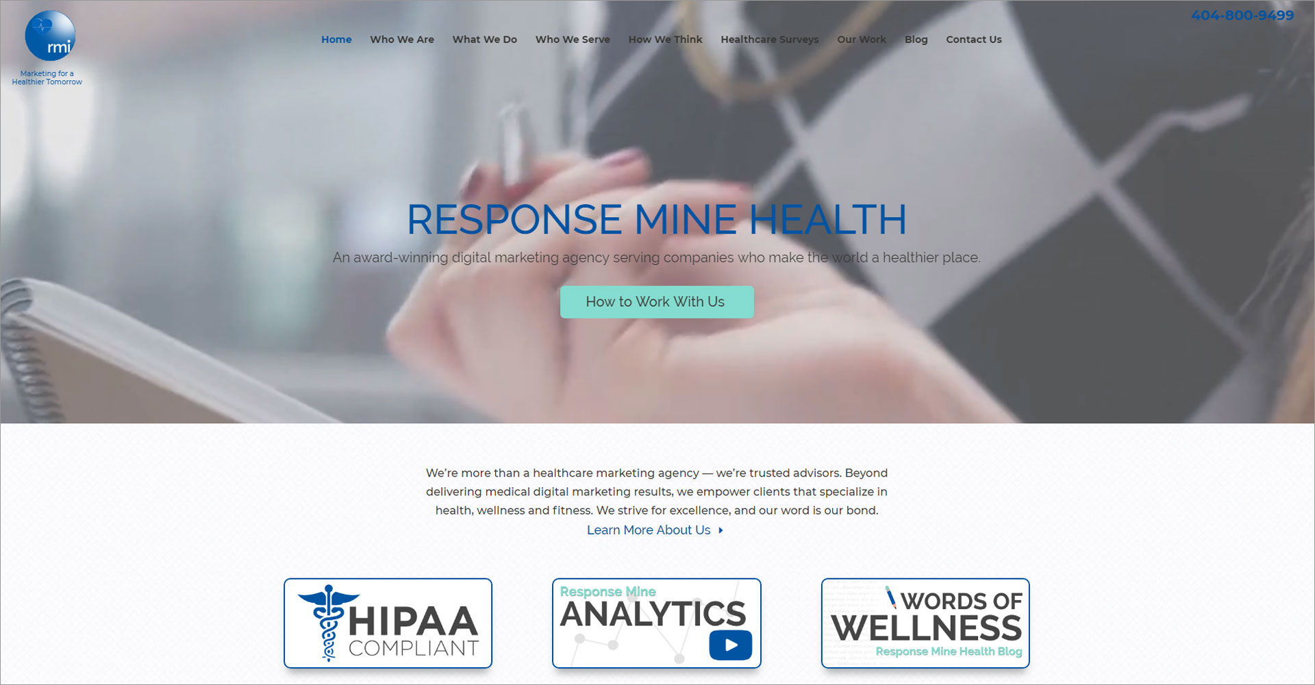 Response Mine Health - Zoda Design