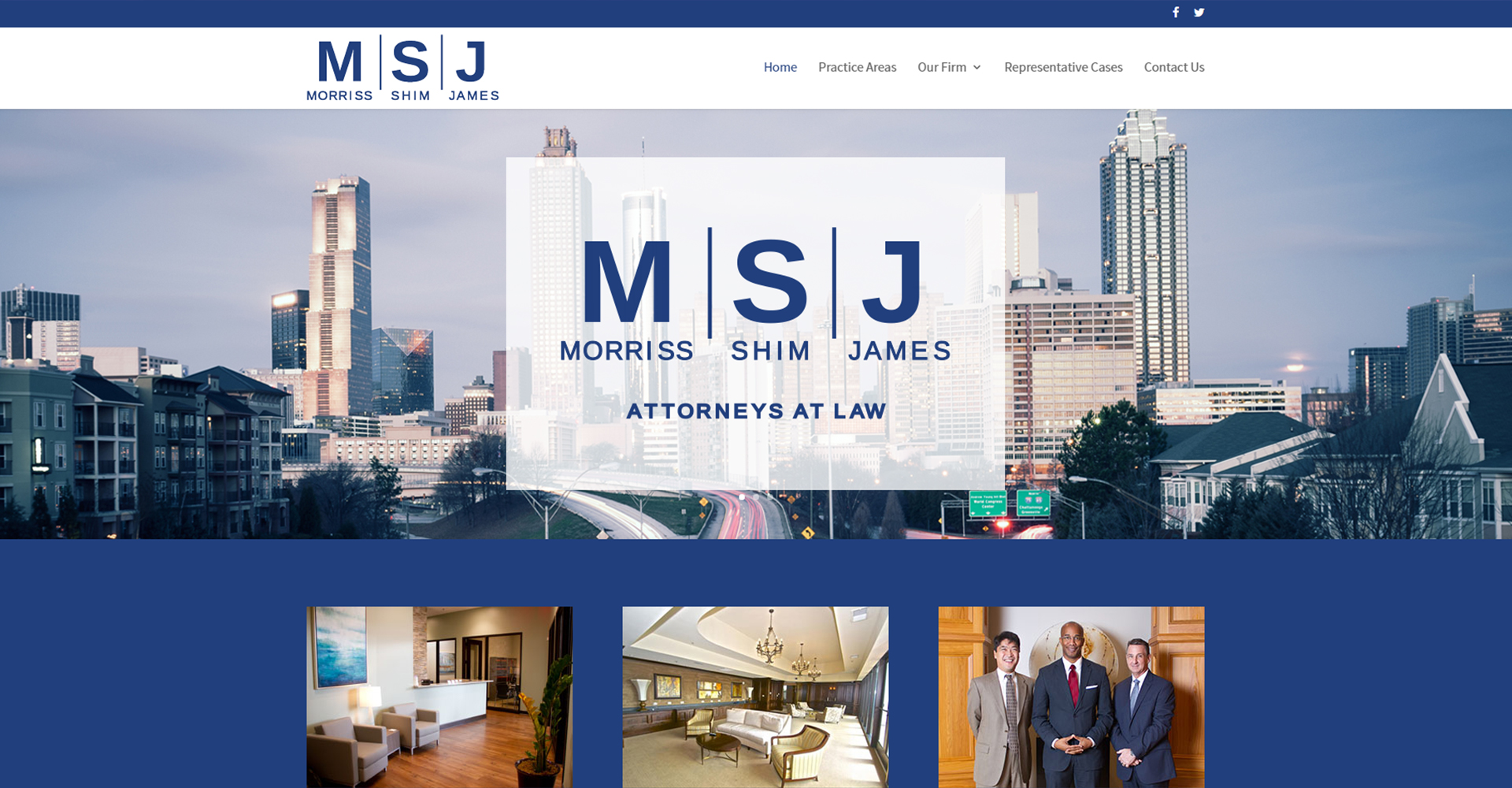 Morriss, Shim & James, Attorneys at Law
