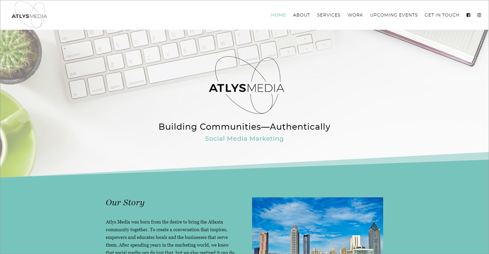 ATLYS Media - Zoda Design