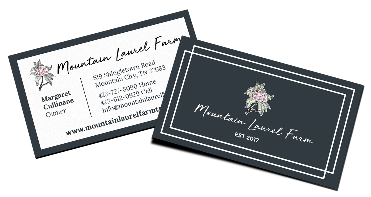 Mountain Laurel Farm - Zoda Design