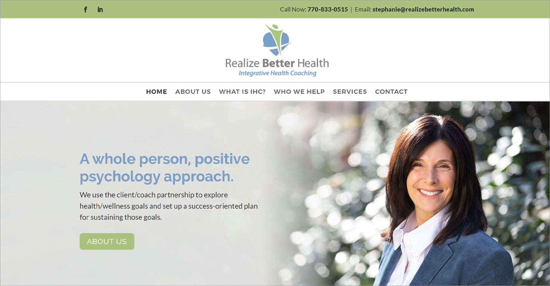 Realize Better Health - Zoda Design LLC